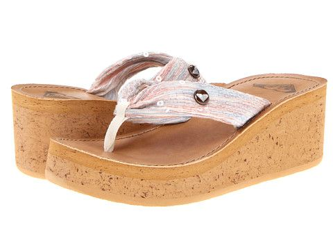 Roxy Kona. Because they're just perfect for your next #beach vacation!