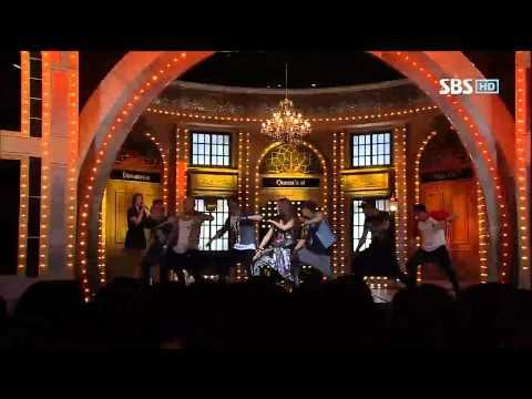 BoA [The Shadow / Only One] @SBS Inkigayo 인기가요 20120729