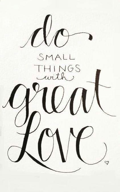 Cute Saying Great Love Quotes Mother Teresa Quotes Words