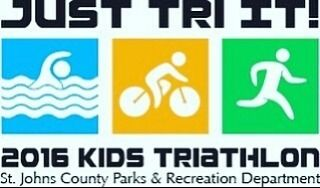 #triathlon @sjcparksandrec  2016 Just Tri It! Kids Triathlon  8 a.m. / May 15 / Solomon Calhoun Center 1300 Duval Street  Children ages 5 through 14 are invited to join the fun and participate in the 2016 St. Johns County Just Tri It! Kids Triathlon scheduled for 8 a.m. on Sunday May 15 at the Solomon Calhoun Center 1300 Duval Street. The non-competitive event provides everyone with the chance to participate in a triathlon and Just Tri It! The first 250 children to pick up race packets will…