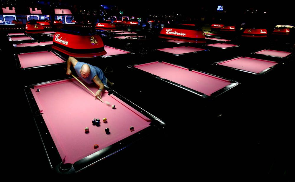 High Quality Louis, Missouri By Whitney Curtis Photography. How Did I Manage To Miss  This Pool Room When We Went To St.