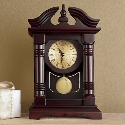 Nice Clocks   The Look Of A Grandfather Clock In A Tabletop Size, For Entryway,  Living Area Or Any Room You See Fit.