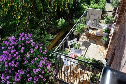 Klein Balkon Inrichten : Balkon bank klein innenarchitekturontzagwekkend balkon in klein