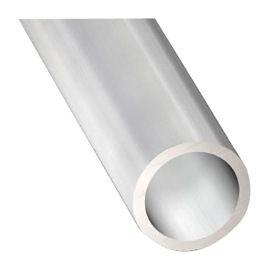 Tube Rond Aluminium Anodise Incolore O 10 Mm 1 M Castorama Tole