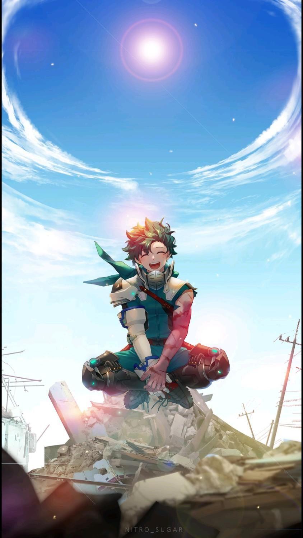 Midoriya Izuku • Deku • Bakugou Katsuki • My Hero Academia • Boku no Hero Academia