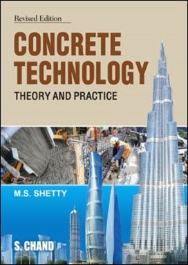 Concrete Technology Theory And Practice Civil Engineering Books Civil Engineering Civil Engineering Handbook