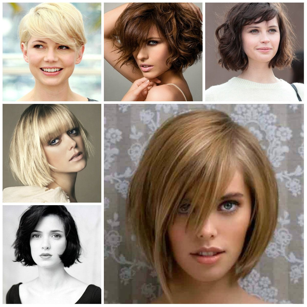 Miraculous Trendy Hairstyles Hairstyles And Short Hairstyles On Pinterest Short Hairstyles Gunalazisus