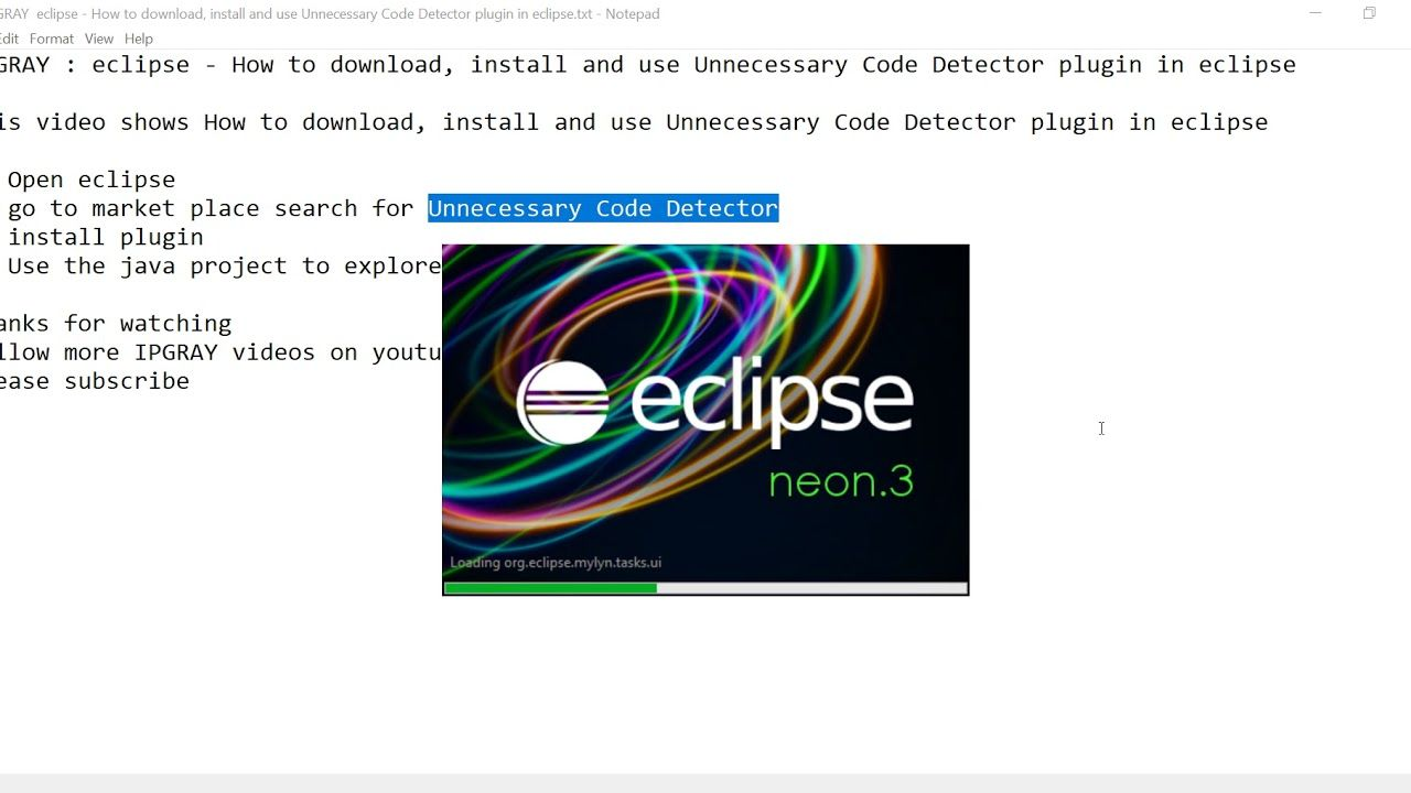 download eclipse neon 3