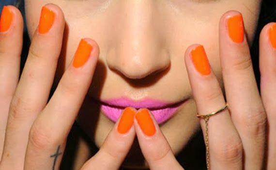 Jeito Simples de Ser: Tendência de nails art: Verão esmaltado