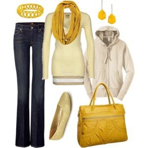 amarillo de moda