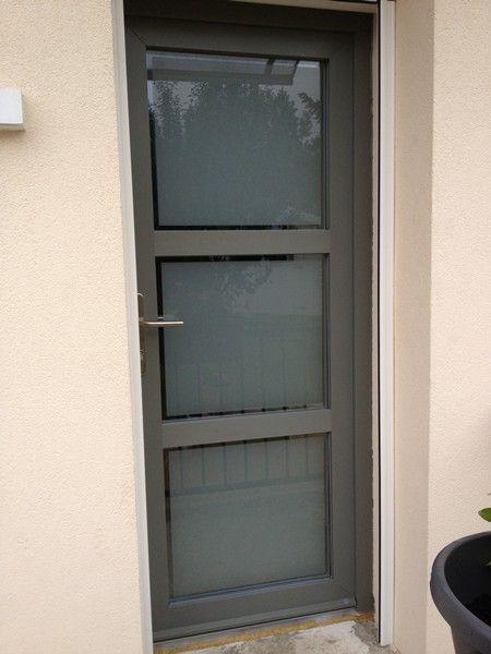 Porte Dentrée En Pvc Recherche Google Porte Maison Pinterest - Porte d entrée pvc vitrée