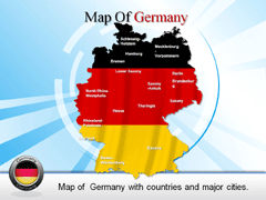 Detailed germany country powerpoint powerpoint templates detailed germany country powerpoint toneelgroepblik Images
