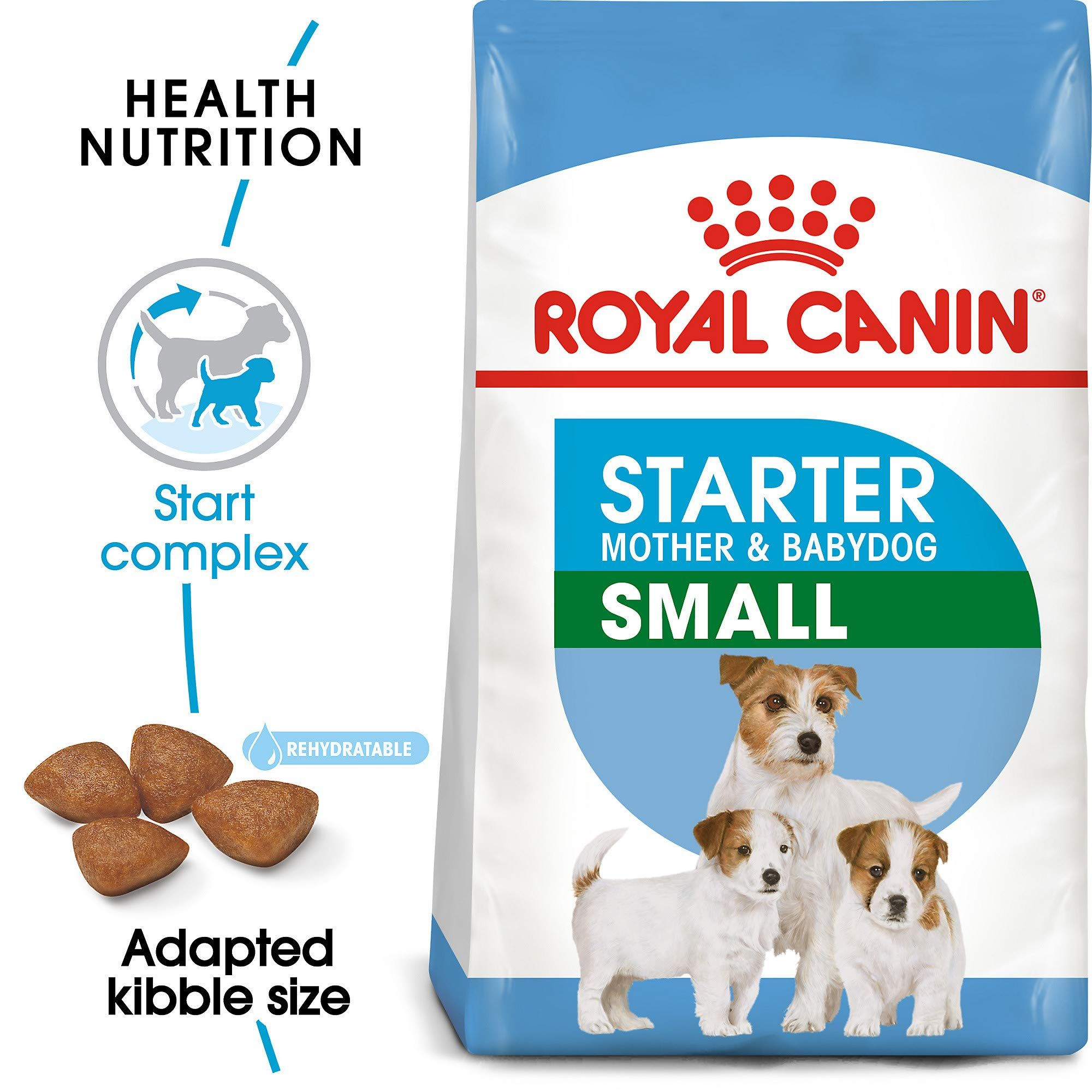 Royal Canin Size Health Nutrition Mini Starter Mother And Babydog