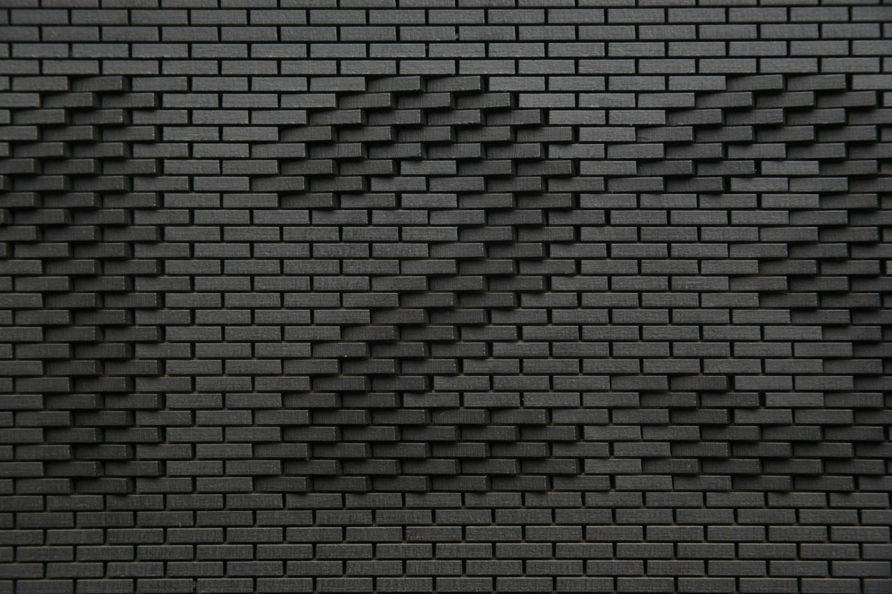 Discover Ideas About Brick Patterns Parametric Wall Design