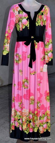 Pink Azalea Maxi Dress