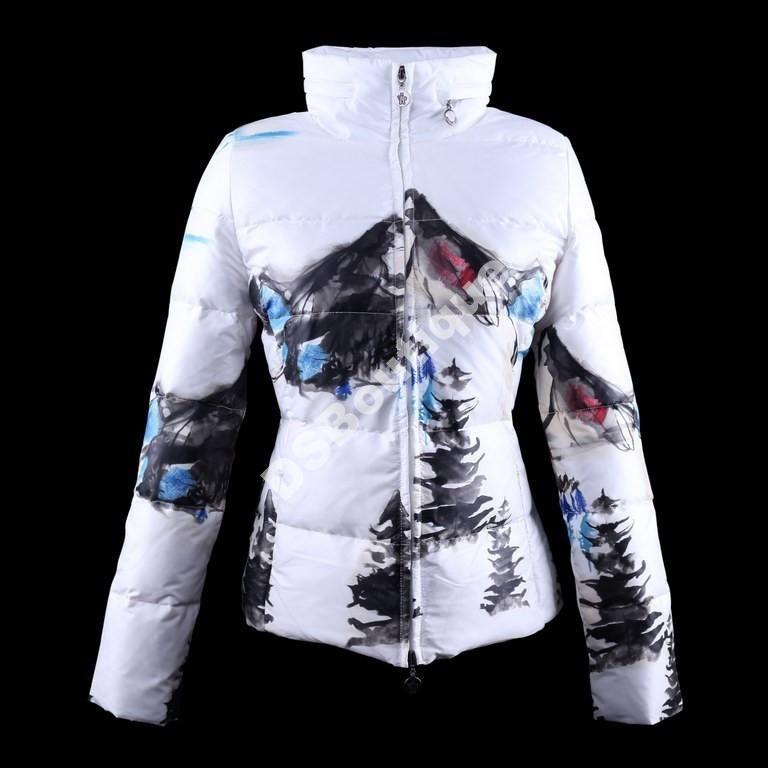 Moncler Illustrated Kurtka Damska 2 M Jackets For Women Moncler Jacket Womens Fashion Jackets