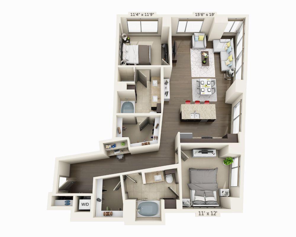 Floor Plan Home Building Design Architectural Floor Plans House Plans