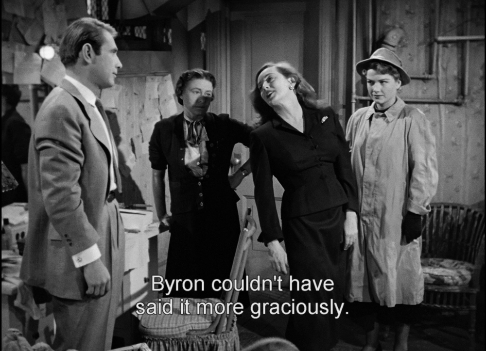 42 Screen Captures From Criterion S All About Eve Blu Ray Dvdbeaver On Patreon All About Eve Blu Blu Ray
