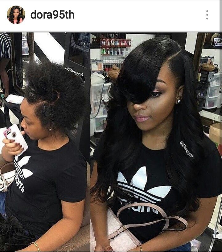 Ig Dora95th Hair Pinterest Bobs Black Girls Hairstyles And