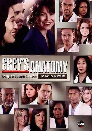 Grey S Anatomy Season 10 Dvd Overstock Com Shopping The Best Deals On Drama Grey Anatomy Season 10 Greys Anatomy Greys Anatomy Season