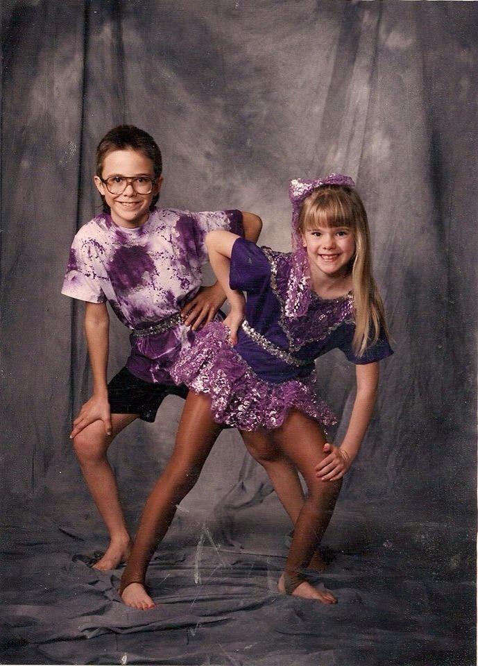 Nudist family photos