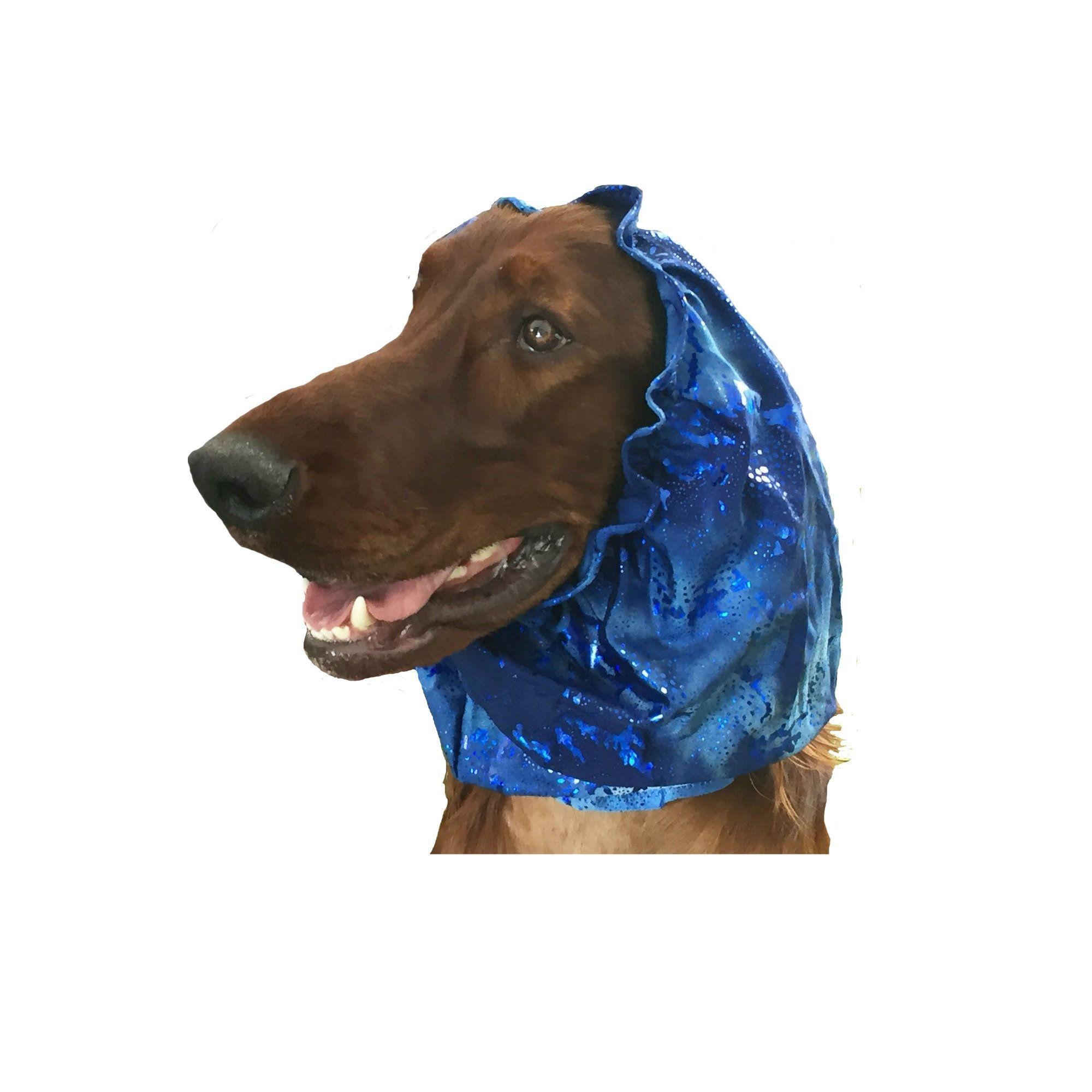 Dog Snood Custom Dog Snood Dog Grooming Spandex Dog Snood Made