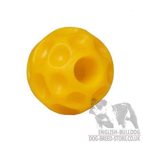Dog Toy Ball For Treat Dispensing Bulldog Feeder 17 90 Dog