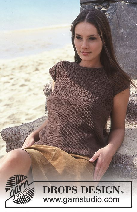 Photo of DROPS Extra 0-58 – Free knitting patterns by DROPS Design
