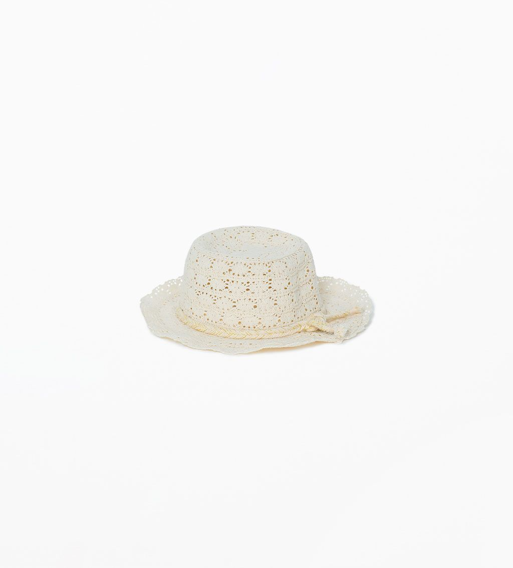 Crochet Sun Hat View All Accessories Girl 3 14 Years Kids Crochet Sun Hat Sun Hats Scarf Accessory