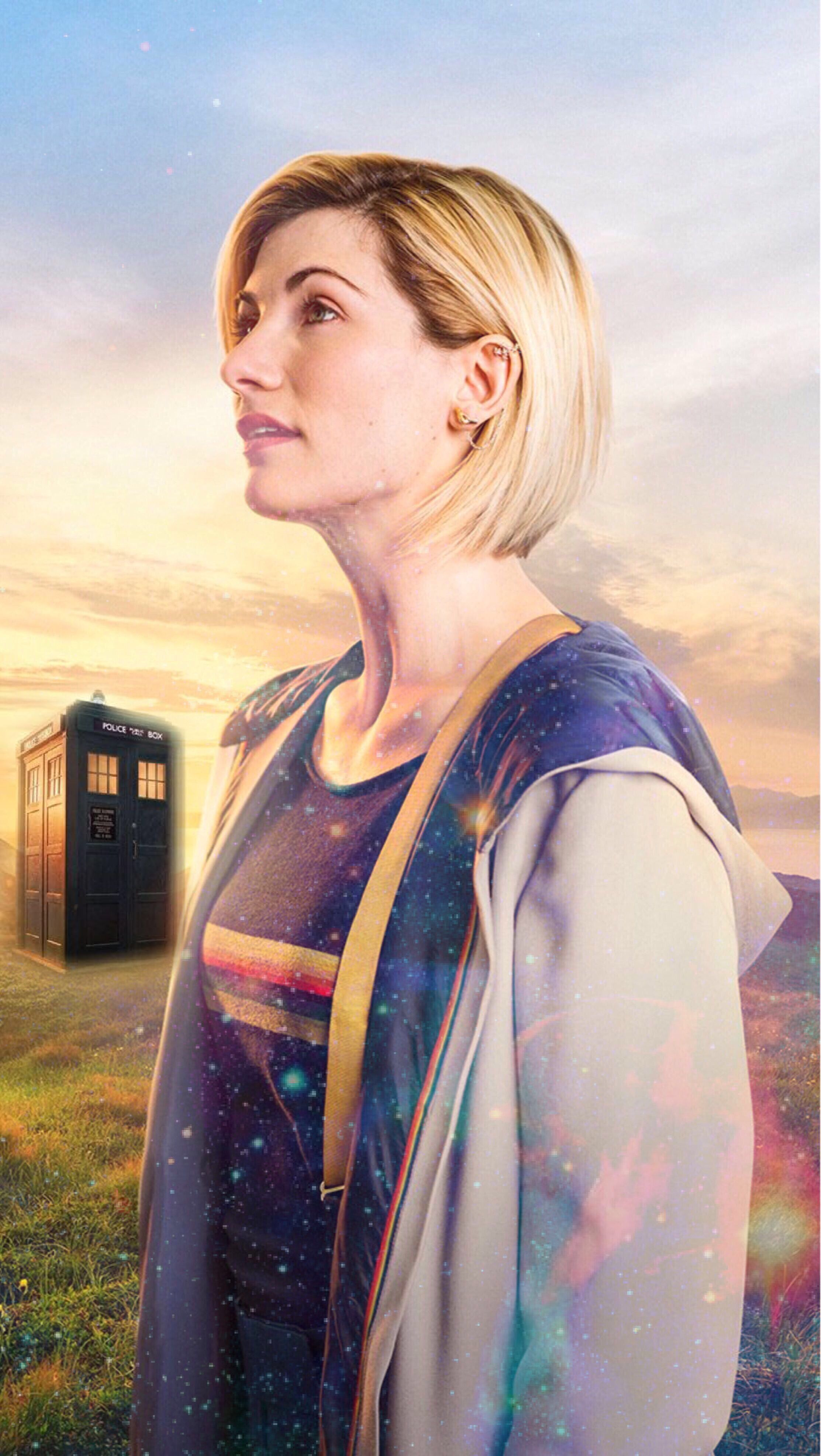 13th Doctor Galaxy Iphone Wallpaper 13th Doctor Doctor Who
