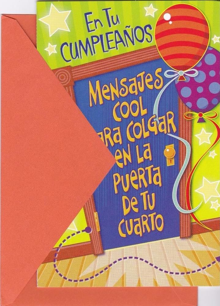 Spanish birthday greeting card humorous birthday greeting cards spanish birthday greeting card humorous m4hsunfo