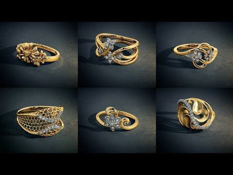 Gold Ring Designs New Gold Rings Designer Gold Ring From