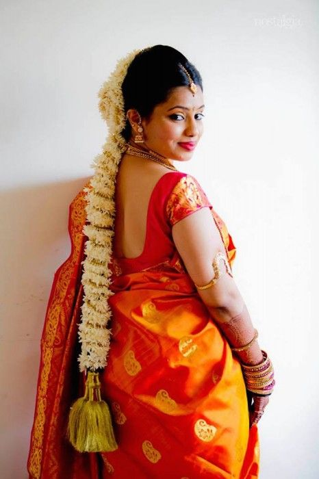 Swell 1000 Images About Indian Bridal Hairstyle On Pinterest Hindus Hairstyle Inspiration Daily Dogsangcom