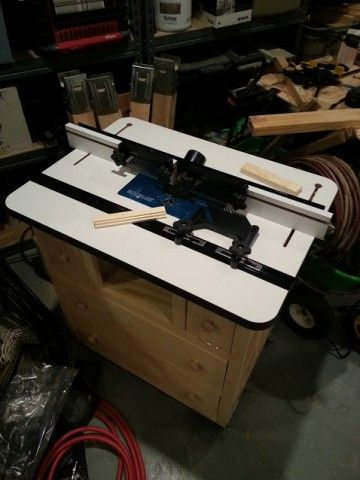 Router table w rockler table fence and lift projects to try router table w rockler table fence and lift greentooth Images