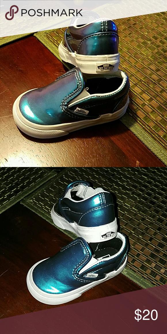 1c361450abd5f7 Toddler vans Slip on tennis shoes