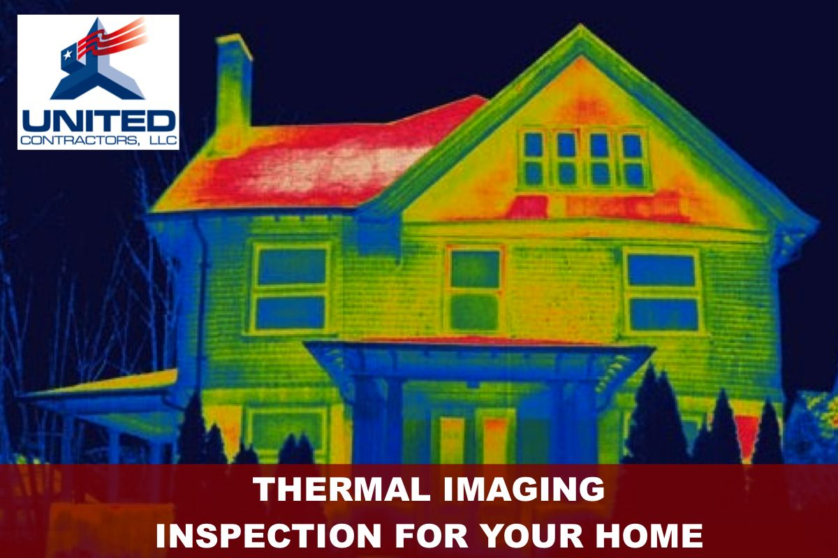 Thermal Imaging Inspection To Detect Roof Leaks And Heat Loss In Non Invasive And Accurate Manner Http Energy Conservation Thermal Imaging Solar Water Heating