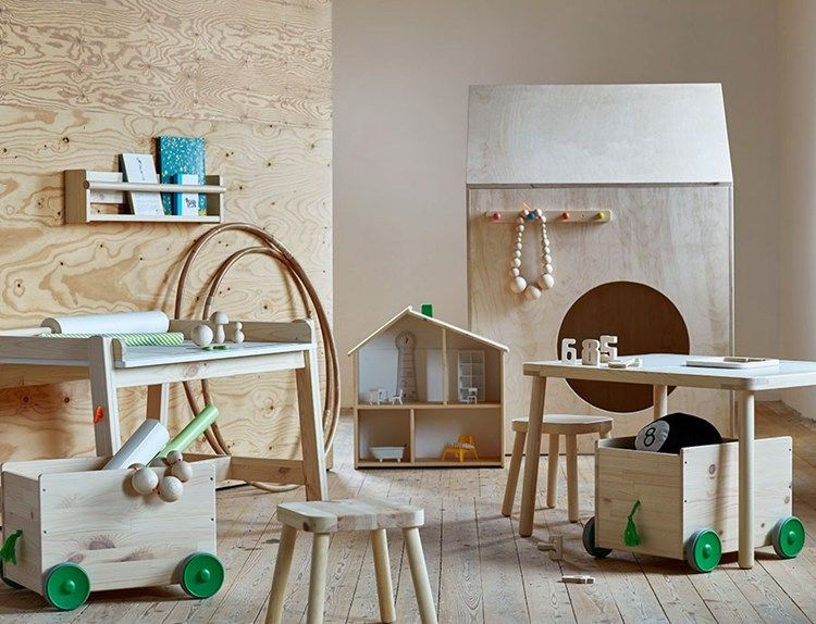 Märkesfokus; IKEA - flisat Barn
