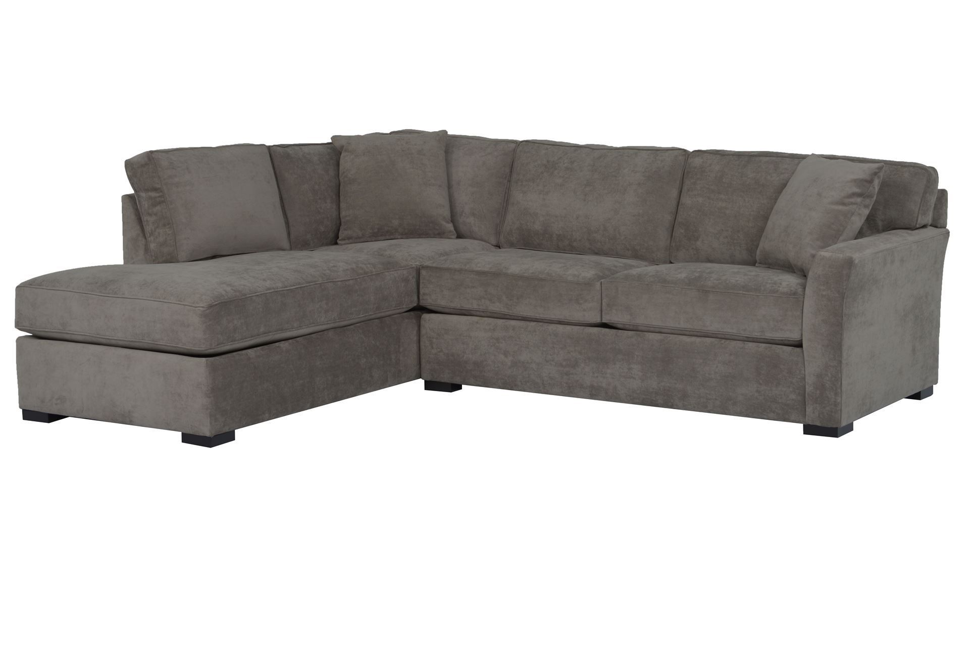 Aspen 2 Piece Sectional W Sleeper Living Spaces Sectional