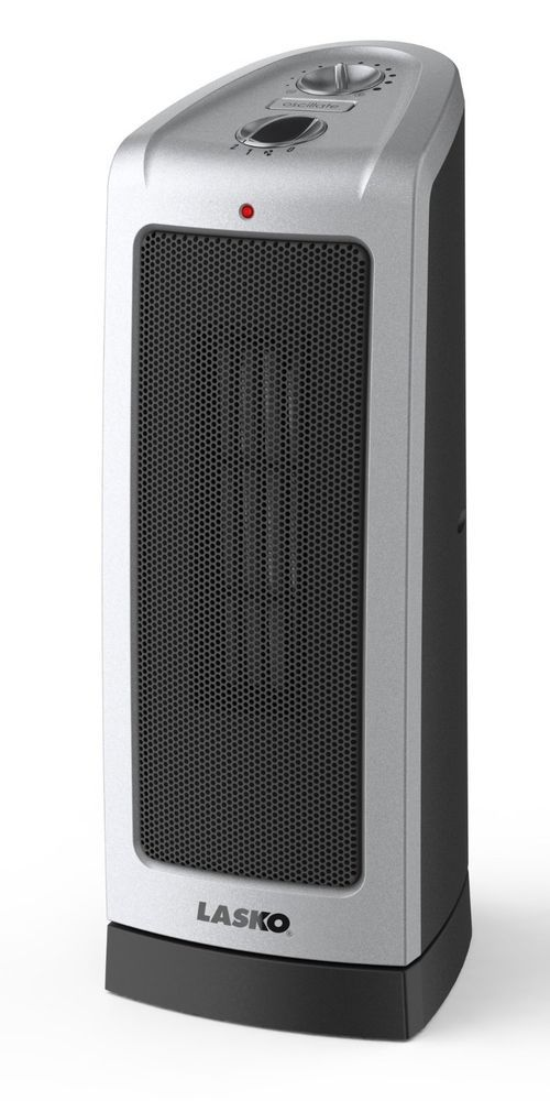 Lasko 5307 16 Inch Heater Oscillating Ceramic Tower Heater Space Heater Safe Buy Tower Heater Space Heater Portable Electric Heaters