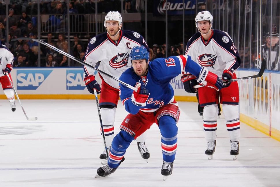Rangers recall Glass to play for sick Etem vs. Isles