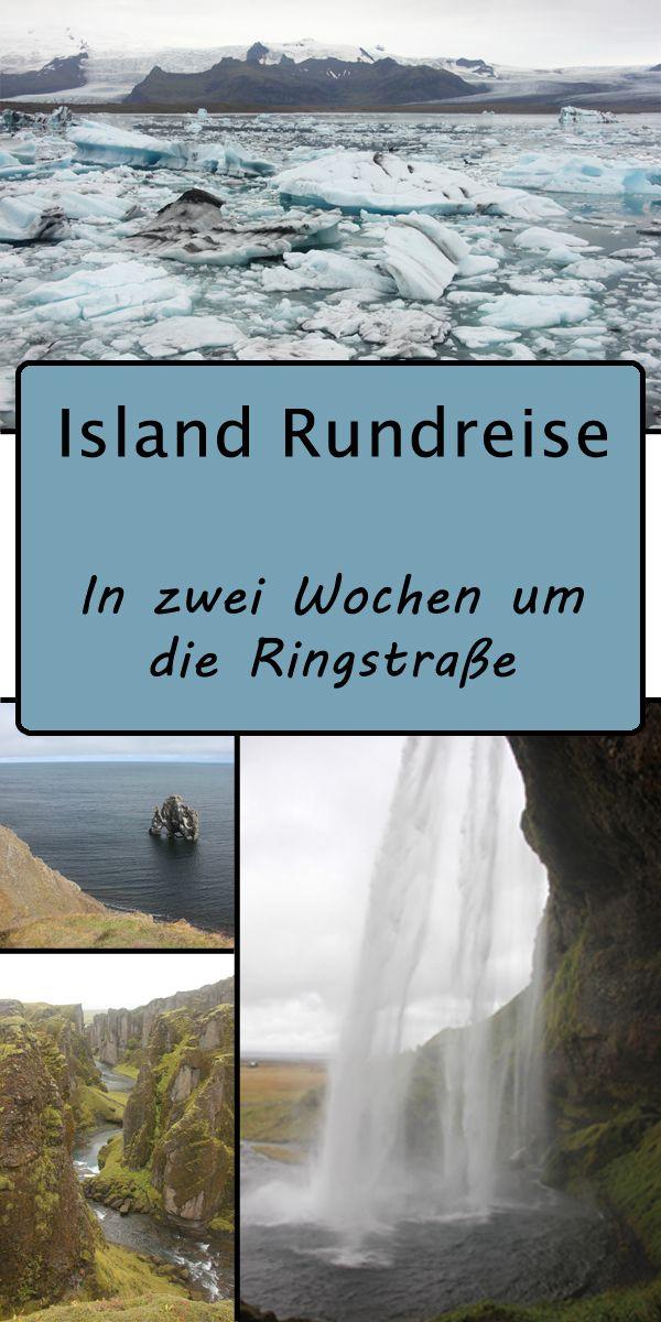 In zwei Wochen Rund um Island – ein Roadtrip –