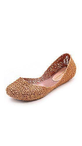 Melissa Women's Campana Papel VI Glitter Flats, Gold Glitter, 8 B(M) US Melissa http://www.amazon.com/dp/B00LOEIJ6S/ref=cm_sw_r_pi_dp_WXg-ub0Z3Z33T