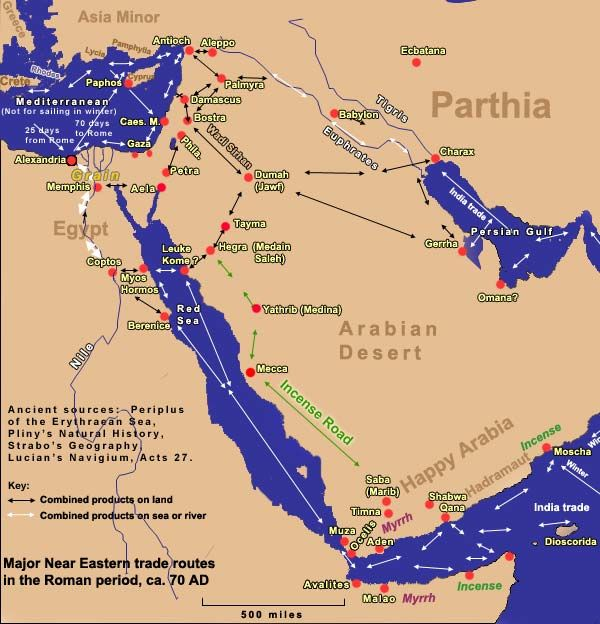 Nabataeans Historical Maps World Geography Earth Map
