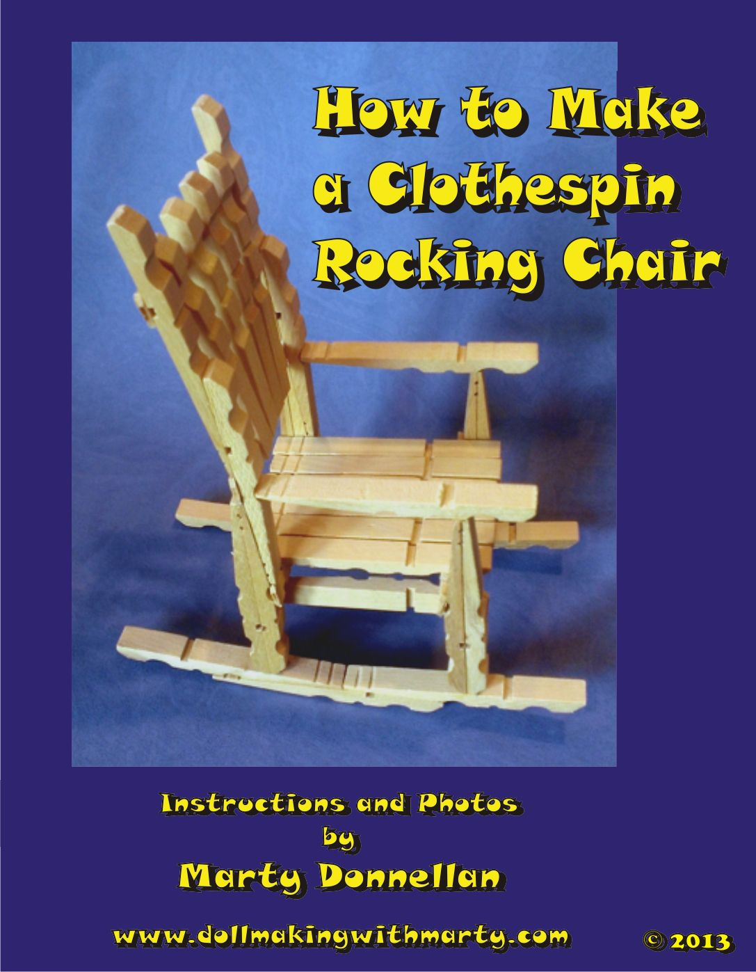Miraculous How To Make A Clothespin Rocking Chair Rocking Chair Squirreltailoven Fun Painted Chair Ideas Images Squirreltailovenorg