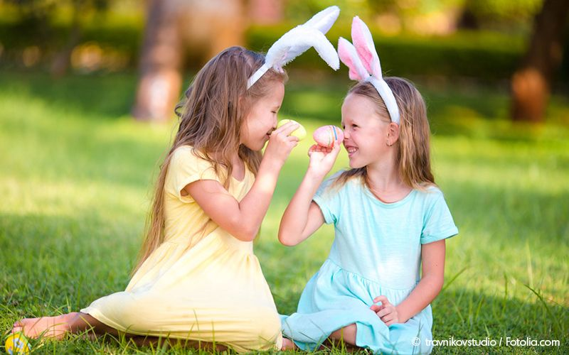 Ostern Mit Kindern Feiern