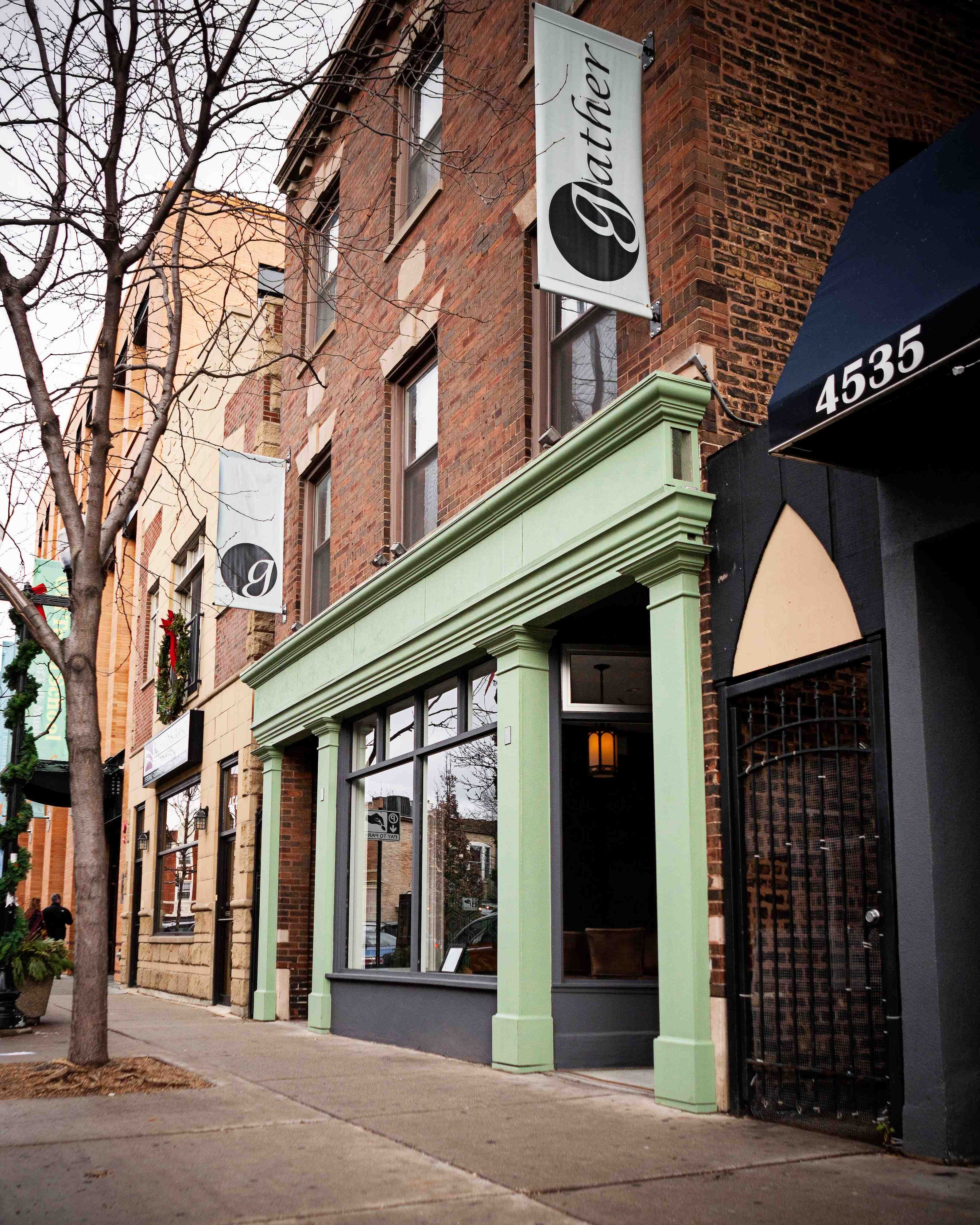 Gather Restaurant Small Plates For Sharing Lincoln Square