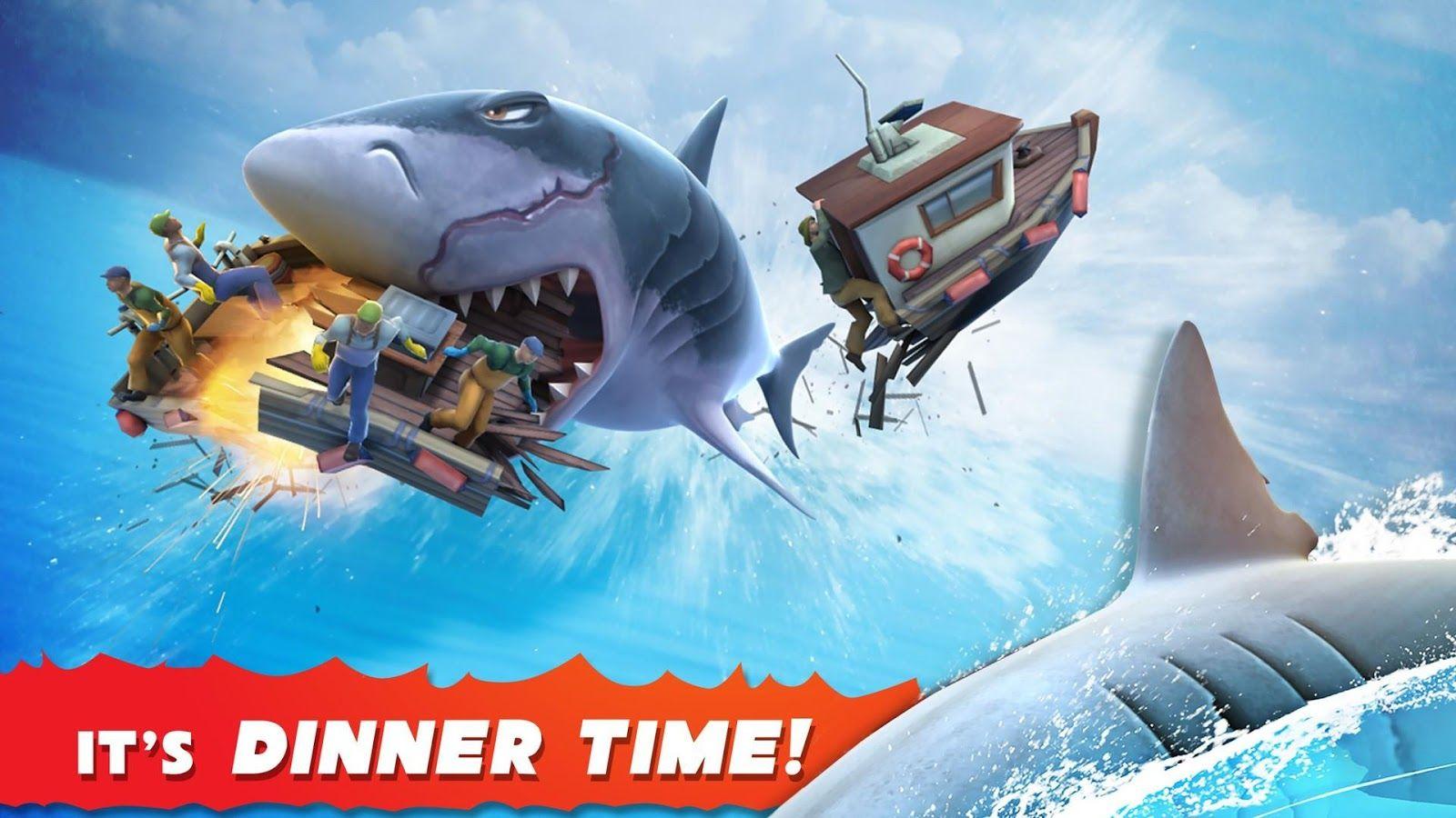 Секреты hungry shark evolution, скачать хангри шарк эволюшн мод.
