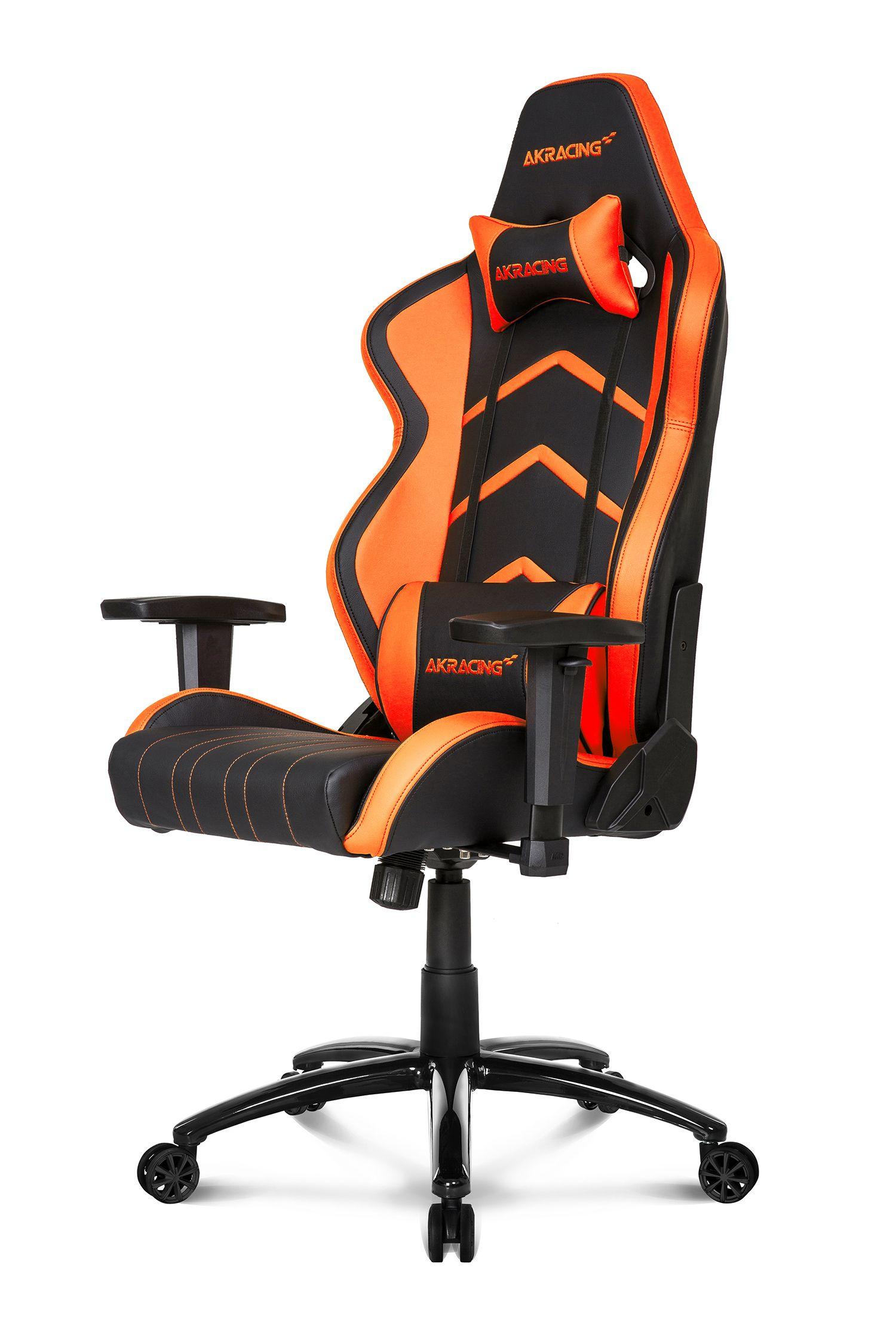 AKRACING Nitro Gaming Chair Orange