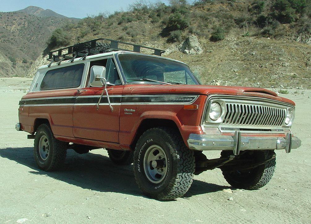 1974 Jeep Cherokee Sj