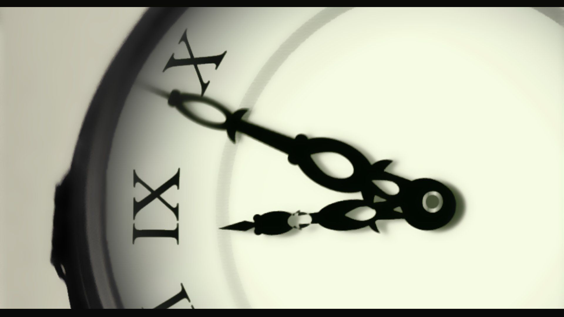 The COUNTDOWN Clock 24 hours Timer ticking clock with